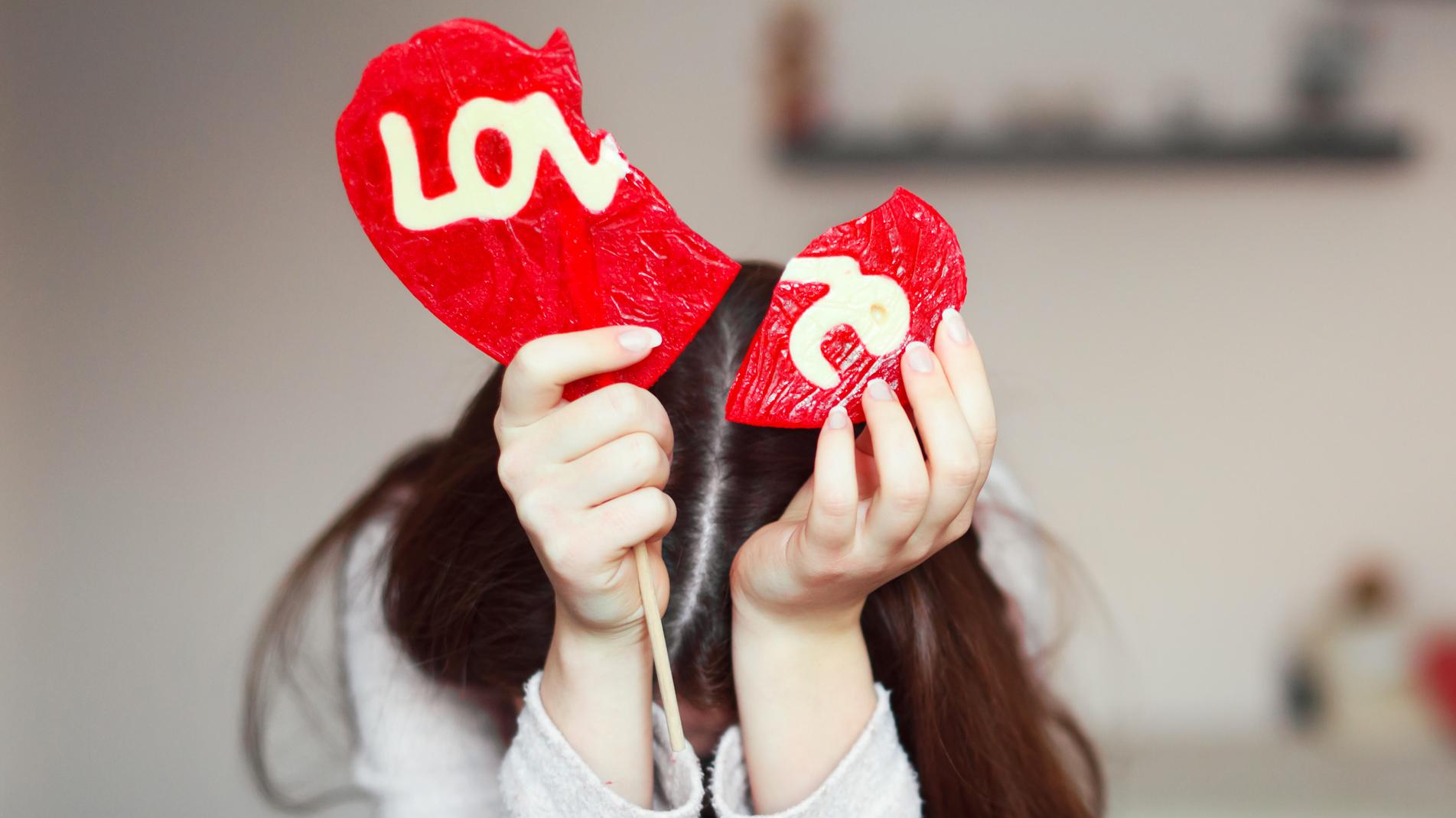 La rabbia che nasconde l'amore