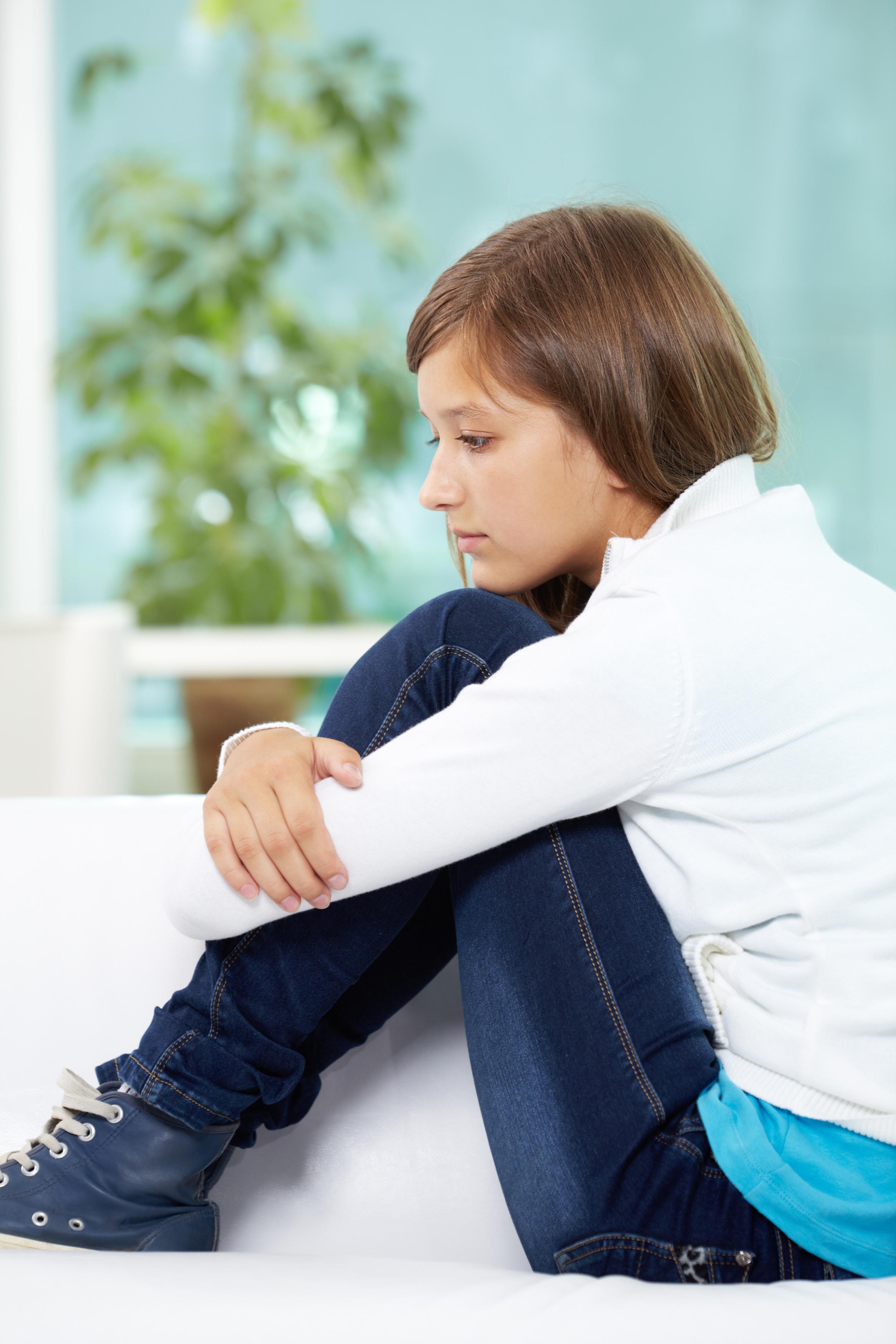 L'inquietudine dell'adolescente